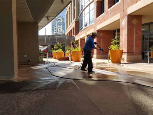 Pressure Washing Services | Metro Phoenix Area